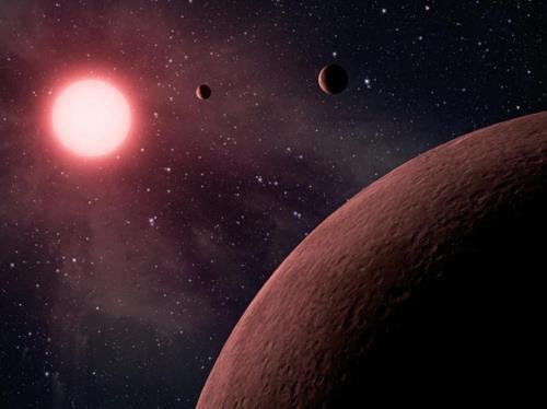 지구급 외계행성 3개 찾았다…약 12광년밖 적색왜성 주변서 발견